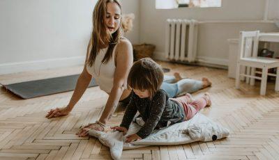 (F) Πως να διατηρήσεις την ενέργεια σου μένοντας στο σπίτι